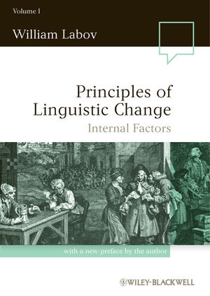 Principles of Linguistic Change, Volume I, Internal Factors  (0631179143) cover image