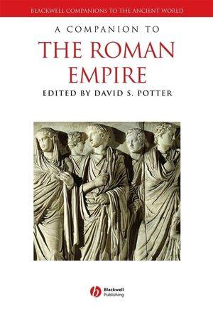 A Companion to the Roman Empire (0631226443) cover image