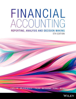 Financial Accounting: Reporting, Analysis and Decision Making, 5th Edition