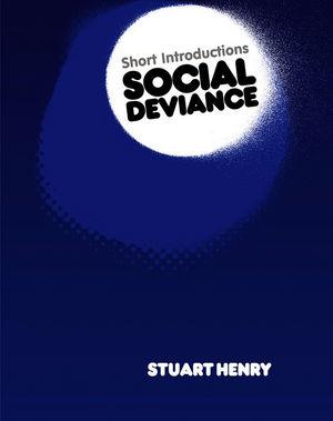Social Deviance (0745643043) cover image