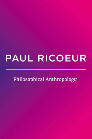 Philosophical Anthropology Book Cover