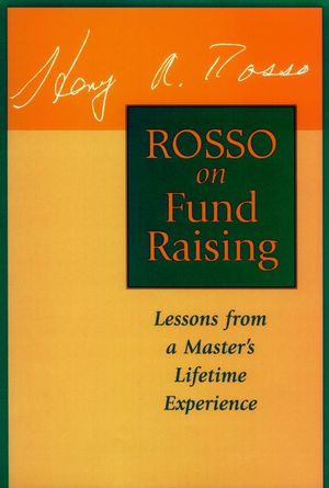 Rosso on Fund Raising: Lessons from a Master