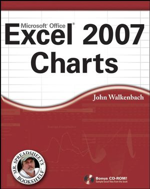 Excel 2007 Charts (1118050843) cover image