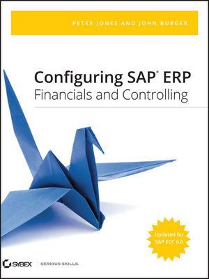 Configuring SAP ERP Financials and Controlling (1118059743) cover image