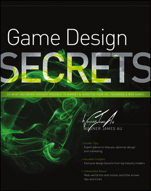 Game Design Secrets (1118337743) cover image