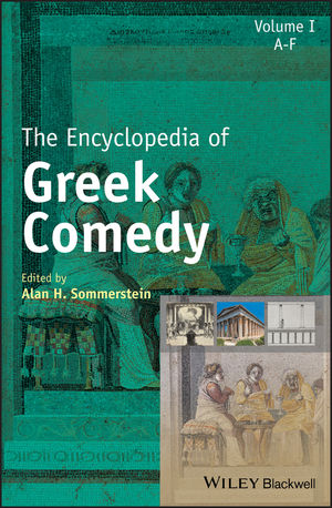 The Encyclopedia of Greek Comedy