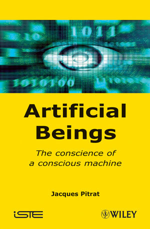 Artificial Beings: The Conscience of a Conscious Machine (1118617843) cover image