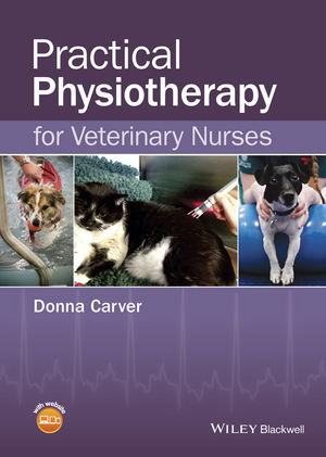 Practical Physiotherapy for Veterinary Nurses (1118711343) cover image