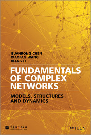Fundamentals of Complex Networks: Models, Structures and Dynamics (1118718143) cover image