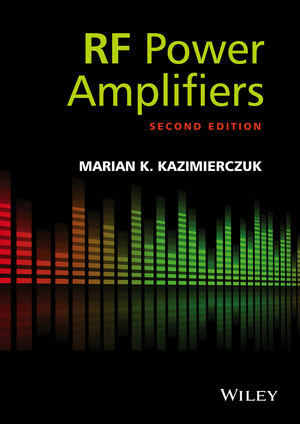 RF Power Amplifier, 2nd Edition (1118844343) cover image