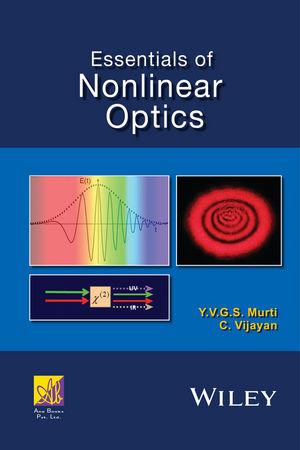 Essentials of Nonlinear Optics (1118902343) cover image