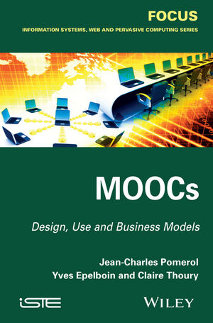 MOOCs: Design, Use and Business Models (1119081343) cover image