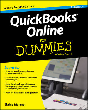 QuickBooks Online For Dummies, 2nd Edition