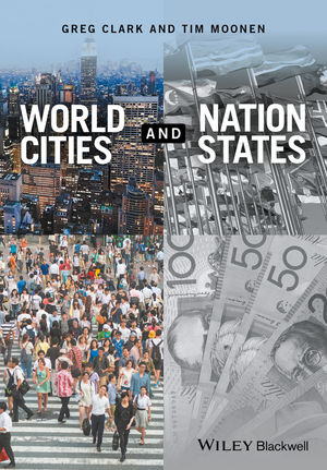 World Cities and Nation States (1119216443) cover image