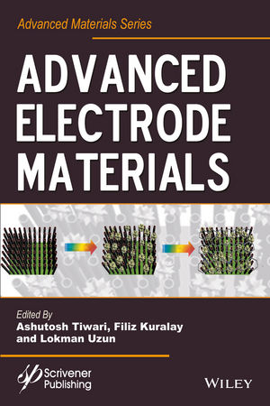 Advanced Electrode Materials (1119242843) cover image