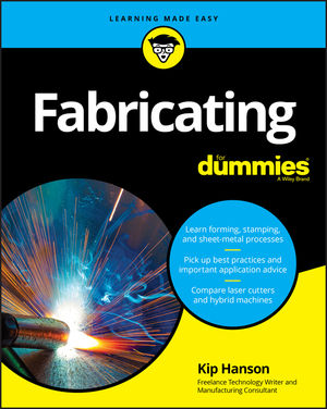 Fabricating For Dummies (1119474043) cover image