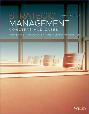 Strategic Management: Concepts and Cases, 3rd Edition
