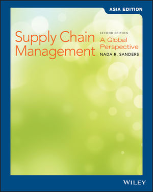 Supply Chain Management, 2nd ePUB Asia Edition