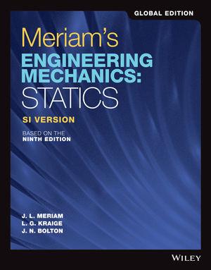 Engineering Mechanics: Statics, SI Version, 9th Edition, Global Edition