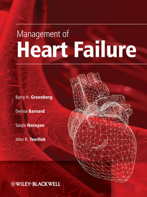 Management of Heart Failure (1119956943) cover image