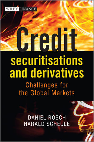 Credit Securitisations and Derivatives: Challenges for the Global Markets (1119966043) cover image