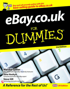 eBay.co.uk For Dummies, 2nd Edition