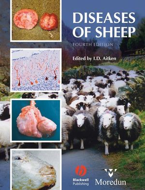Diseases of Sheep, 4th Edition (1405134143) cover image