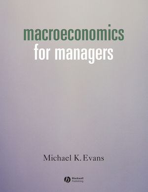 Macroeconomics for Managers (1405142243) cover image