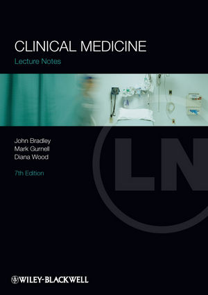 Lecture Notes: Clinical Medicine, 7th Edition (1405157143) cover image