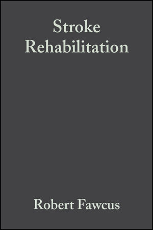Stroke Rehabilitation: A Collaborative Approach (1405173343) cover image