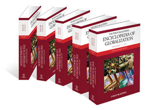 The Wiley Blackwell Encyclopedia of Globalization, 5 Volume Set (1405188243) cover image