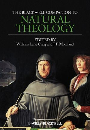 The Blackwell Companion to Natural Theology (1444308343) cover image