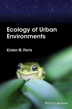 Ecology of Urban Environments (1444332643) cover image