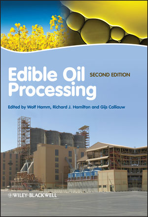 Edible Oil Processing, 2nd Edition (1444336843) cover image