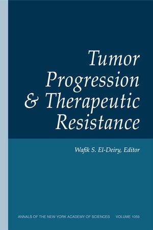 Tumor Progression and Therapeutic Resistance, Volume 1059 (1573315443) cover image