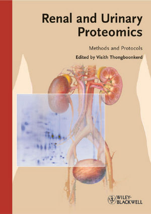 Renal and Urinary Proteomics: Methods and Protocols (3527319743) cover image