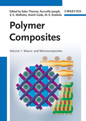 Polymer Composites, Volume 1, Macro- and Microcomposites