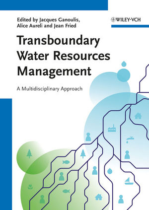 Transboundary Water Resources Management: A Multidisciplinary Approach (3527330143) cover image