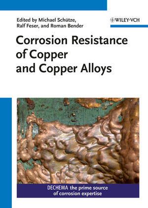 Corrosion Resistance of Copper and Copper Alloys (3527332243) cover image