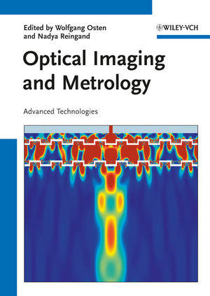 Optical Imaging and Metrology: Advanced Technologies (3527410643) cover image