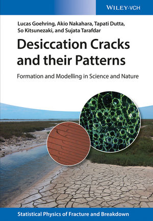 Desiccation Cracks and their Patterns: Formation and Modelling in Science and Nature (3527671943) cover image