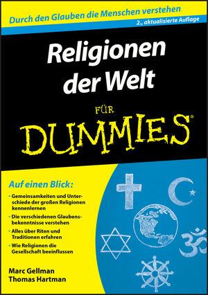Religionen der Welt für Dummies, 2. Auflage