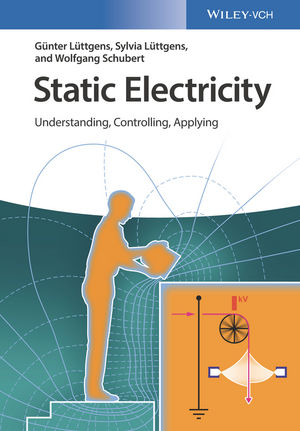 Static Electricity: Understanding, Controlling, Applying (3527803343) cover image