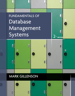 Fundamentals of Database Management Systems, 2nd Edition (EHEP002043) cover image