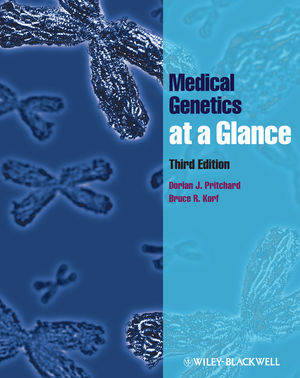 Medical Genetics at a Glance, 3rd Edition (EHEP002743) cover image