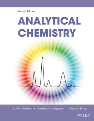 Analytical Chemistry, 7th Edition (EHEP002943) cover image