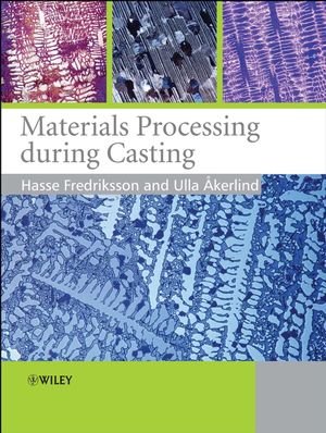 Materials Processing During Casting (0470015144) cover image