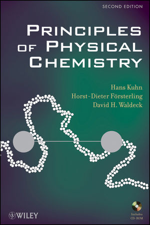 Principles of Physical Chemistry, 2nd Edition (0470089644) cover image