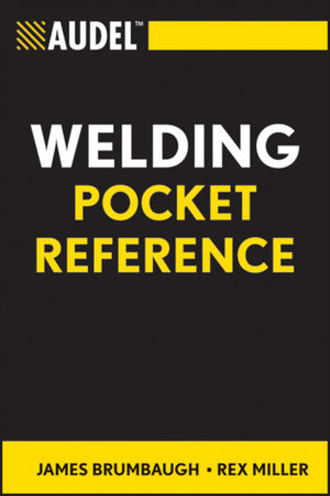 Audel Welding Pocket Reference (0470117044) cover image