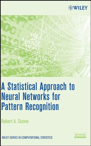 A Statistical Approach to Neural Networks for Pattern Recognition (0470148144) cover image
